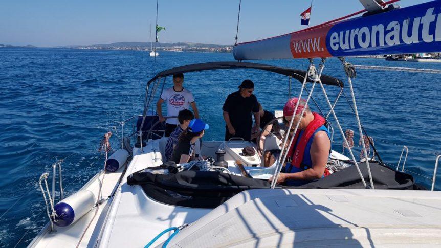 Jacht Katerina – sprawdzamy dzisiejszą trasę